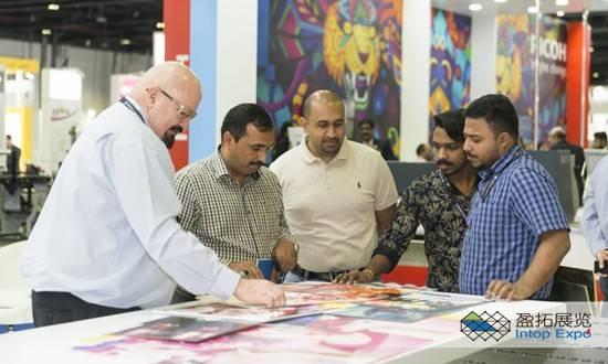 價值數百萬美元的交易在2019年迪拜印刷包裝展上成交1.jpg