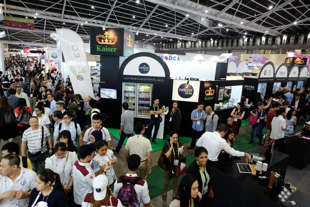 新加坡食品飲料展展會現場.png