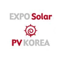 韩国首尔国际太阳能光伏展览会logo