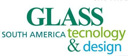巴西圣保羅國際玻璃工業展覽會logo