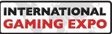 英国伦敦国际博彩博览会logo