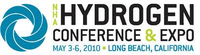 美国加州氢气展览会logo