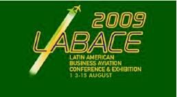 巴西圣保罗拉丁美洲公务航空会议和展览会logo