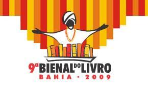 巴西萨尔瓦多国际图书双年展览会logo