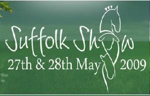 英国萨福克农产品展览会logo