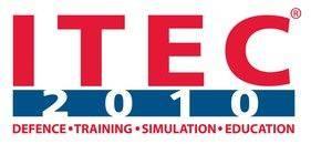 欧洲国际国防教育、培训和模拟展览会logo