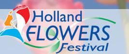 荷兰花卉节logo
