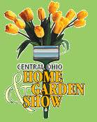 美国哥伦布中部俄亥俄家居及园艺展览会logo