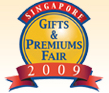 新加坡礼品展览会logo