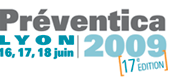 法国里昂专业安全展览会logo