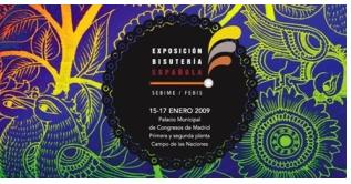 西班牙马德里珠宝展览会logo