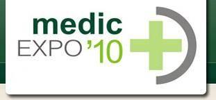希腊雅典国际医疗器械展logo