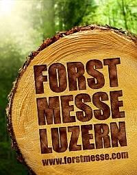 瑞士卢塞恩林业展logo