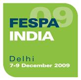 印度新德里数码印刷展logo