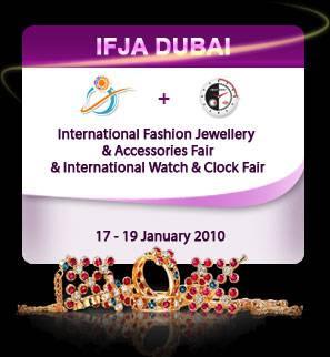 阿联酋迪拜国际时尚珠宝及配饰展logo