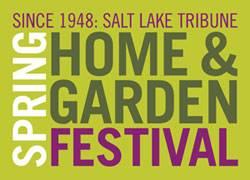 美国盐湖城家居及园艺展logo
