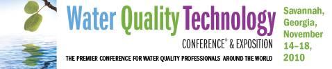 美国水质技术大会暨展览会logo