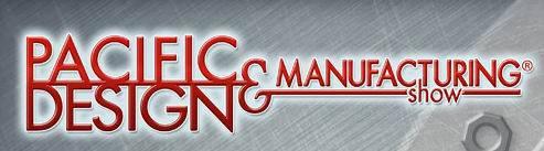 美国阿纳海姆太平洋设计制造展logo