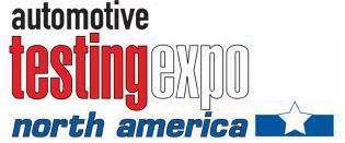 美国底特律北美汽车测试及质量监控博览会logo