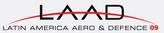拉美国际航天及国防展暨航天国防技术大会logo