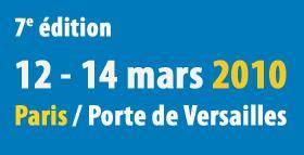 法国巴黎生态建设及能源展览会logo