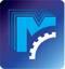中国青岛国际机床模具展览会logo