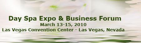 美国拉斯维加斯桑拿、水疗、保健产品展览会logo