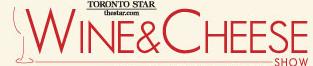 加拿大多伦多葡萄酒和奶酪生产技术展览会logo