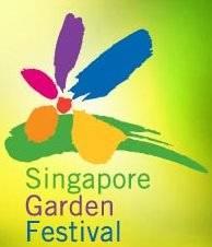 新加坡国际园林园艺展logo