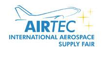 德国法兰克福国际航空配件展览会logo