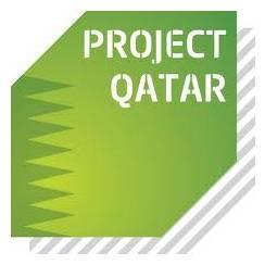 卡塔尔多哈国际建筑、建材展览会logo