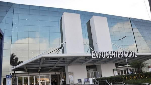 巴西圣保罗北方展览中心