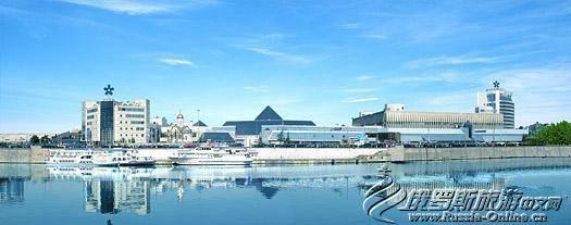 俄罗斯莫斯科红宝石展览中心