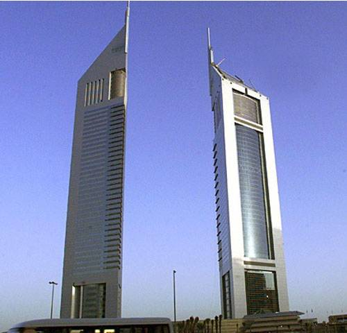阿联酋迪拜世界贸易中心