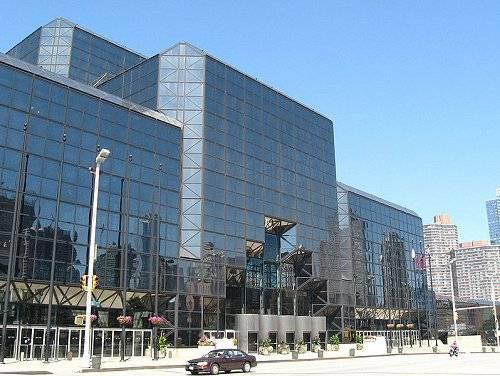 美國紐約賈維茨會展中心