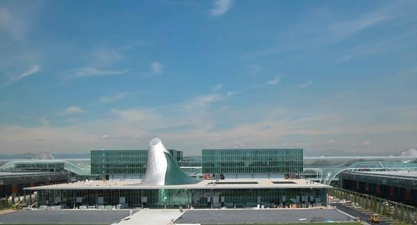 意大利米兰国际展览中心
