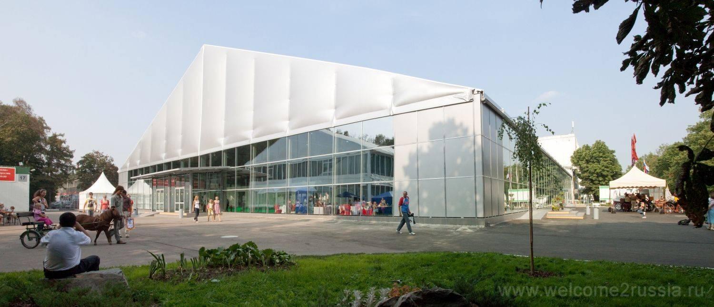 俄羅斯莫斯科索科尼基國際展覽中心