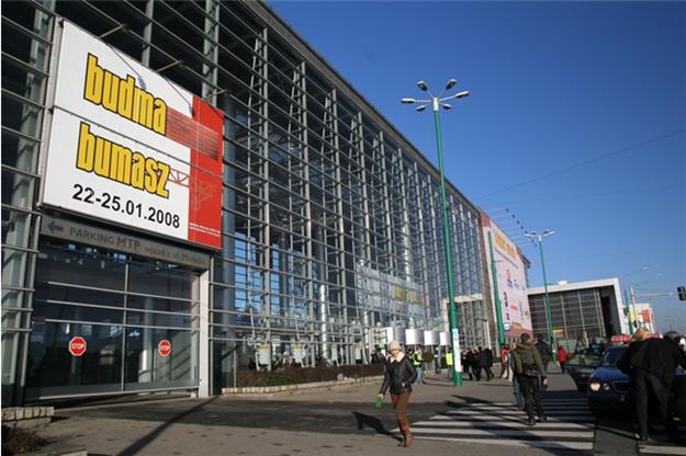 波兰波兹南国际展览中心