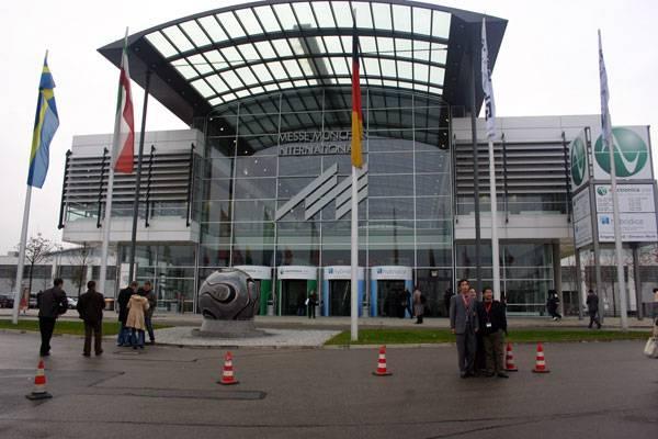 德国慕尼黑新贸易展览中心
