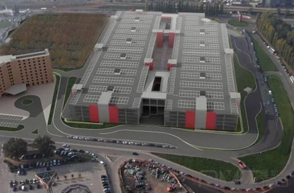 意大利博洛尼亚展览中心
