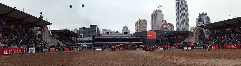 阿根廷布宜诺斯艾利斯La Rural展览中心