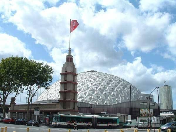 法国巴黎凡尔赛门国际展览中心