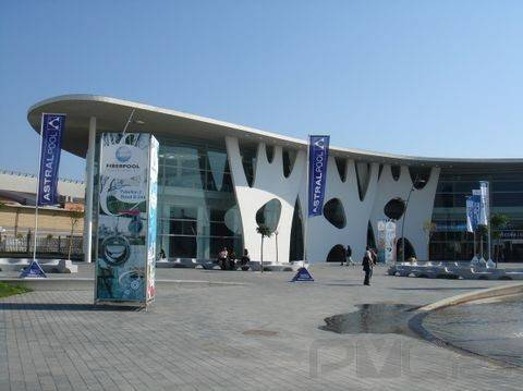西班牙巴塞罗那国际会展中心