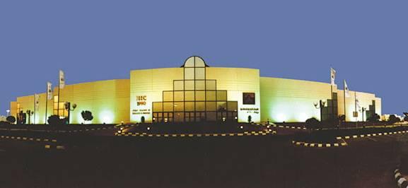 沙特阿拉伯吉达国际展览中心
