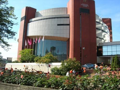 英国哈洛格展览中心