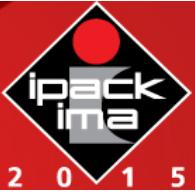 意大利米兰国际包装机械及食品加工展览会logo