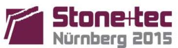 德国纽伦堡国际石材展览会logo