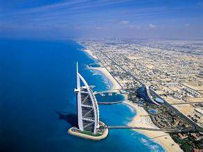 中东最富裕城市——迪拜