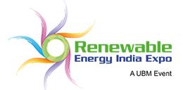 印度新德里国际可再生能源展览会logo