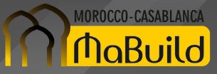 摩洛哥卡萨布兰卡国际建筑建材展览会logo
